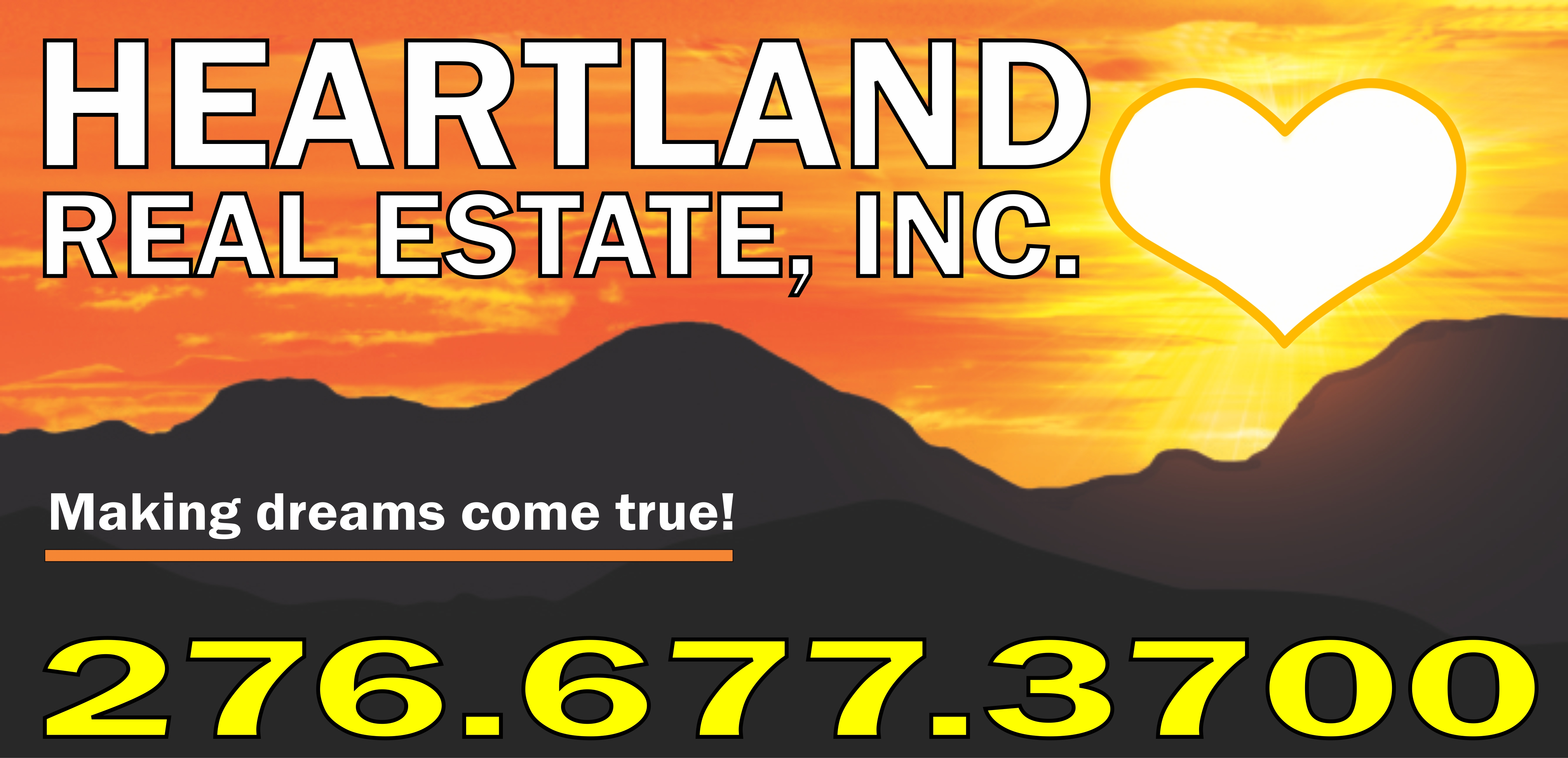Heartland Real Estate, Inc. - Sugar Grove, VA 24375 - Smyth County